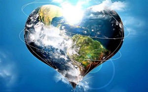 earth-in-heart-shape